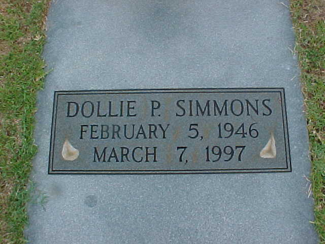 Dollie P. Simmons