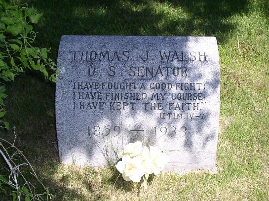 Thomas James Walsh