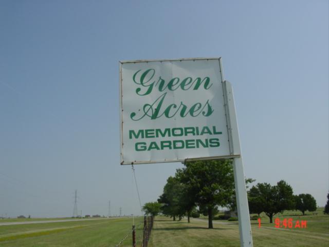 Green Acres Memorial Gardens