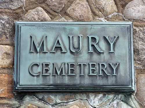 Maury Cemetery
