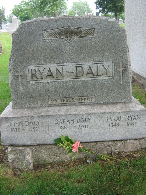 Sarah Rose Sadie <i>Ryan</i> Daly
