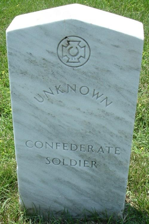 Confederate 199 Unknown