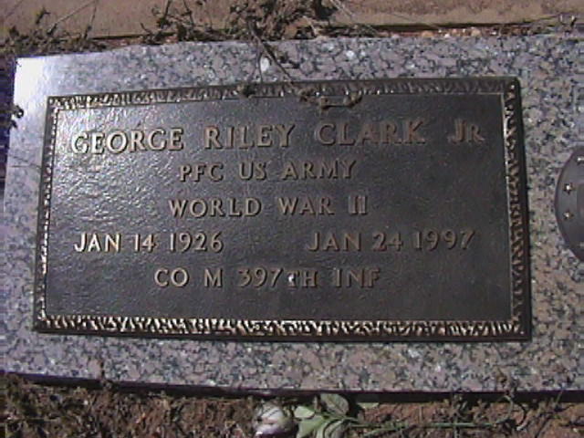 George Riley Clark, Jr