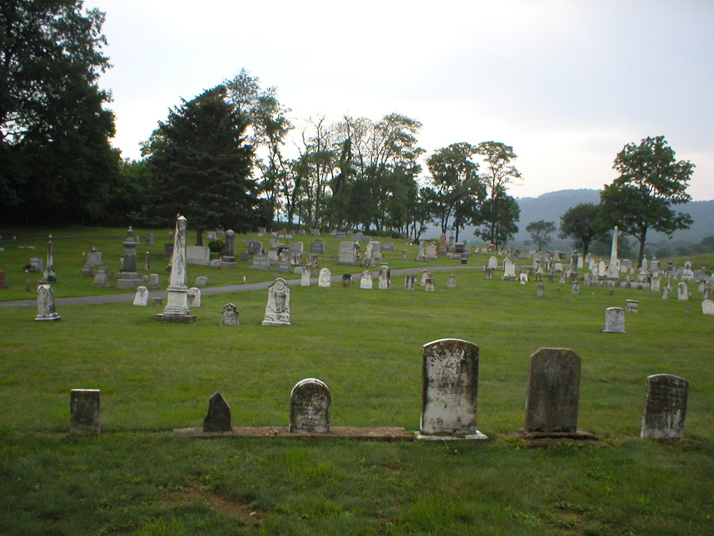 Lower Path Valley Cemetery