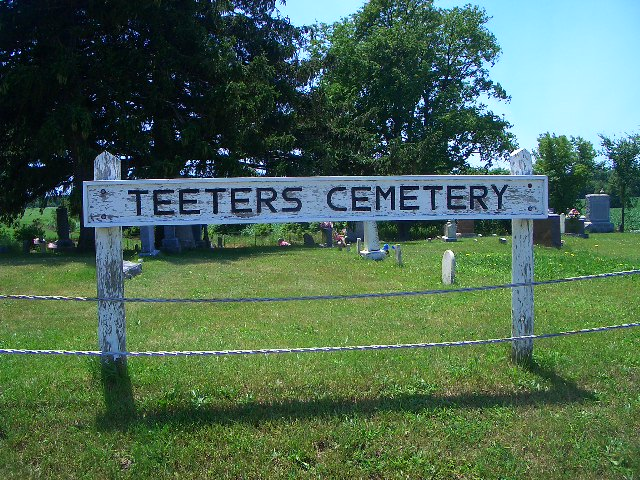 Teeters Cemetery