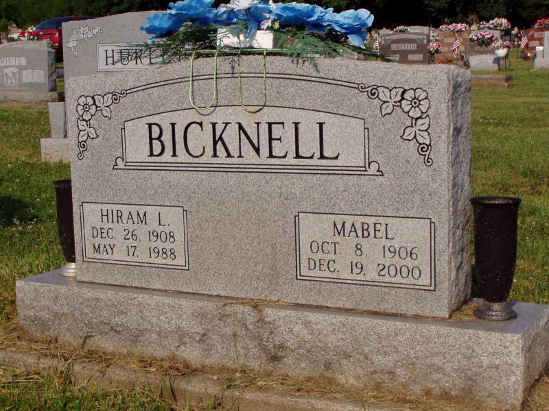 Hiram Land Bicknell