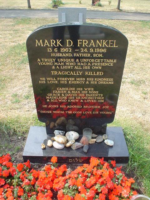 Mark D. Frankel