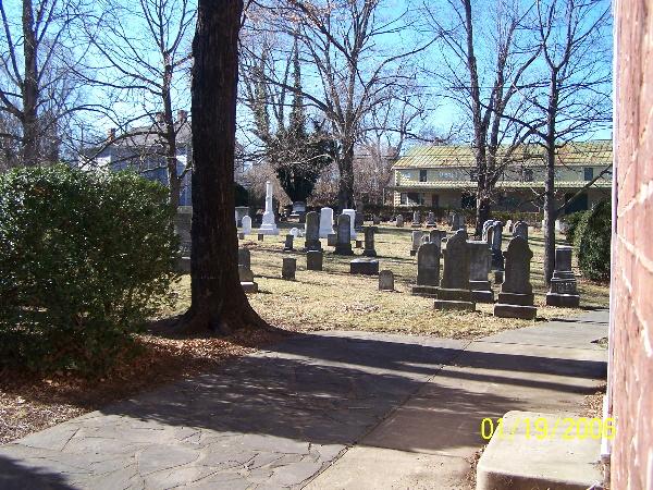 Union Church Cemetery