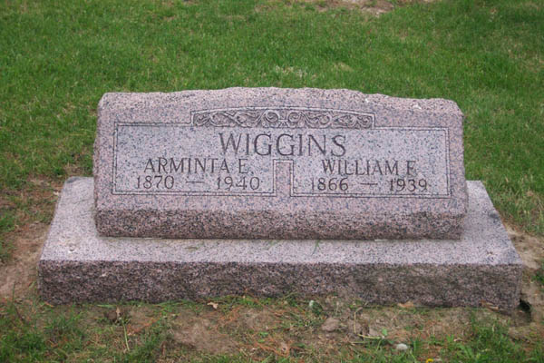 William F. Wiggins