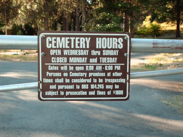 Granite Hill Cemetery