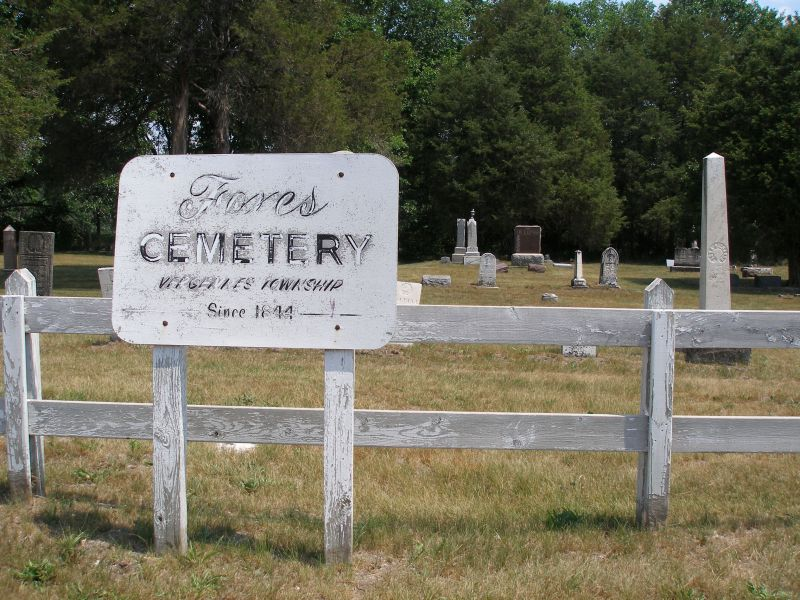 Foxes Cemetery