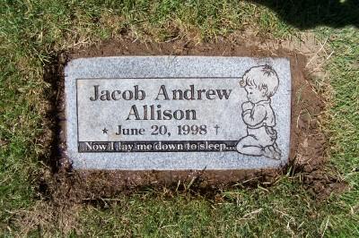 Jacob Andrew Allison
