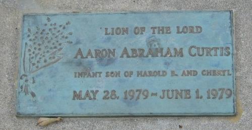 Aaron Abraham Curtis