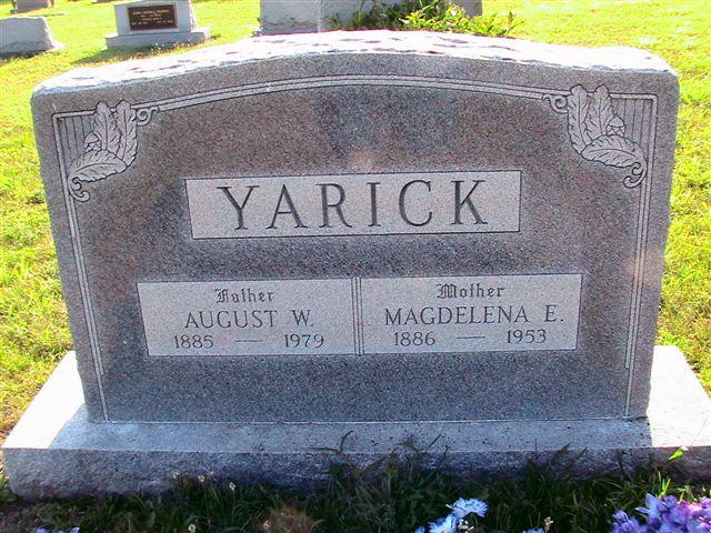Magdalene Lena <i>Yoss</i> Yarick