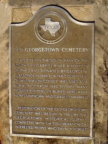 Old Georgetown Cemetery