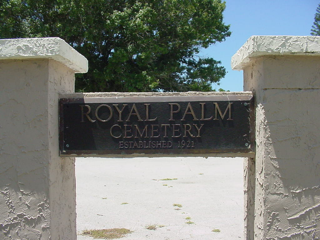 Royal Palm South Cemetery