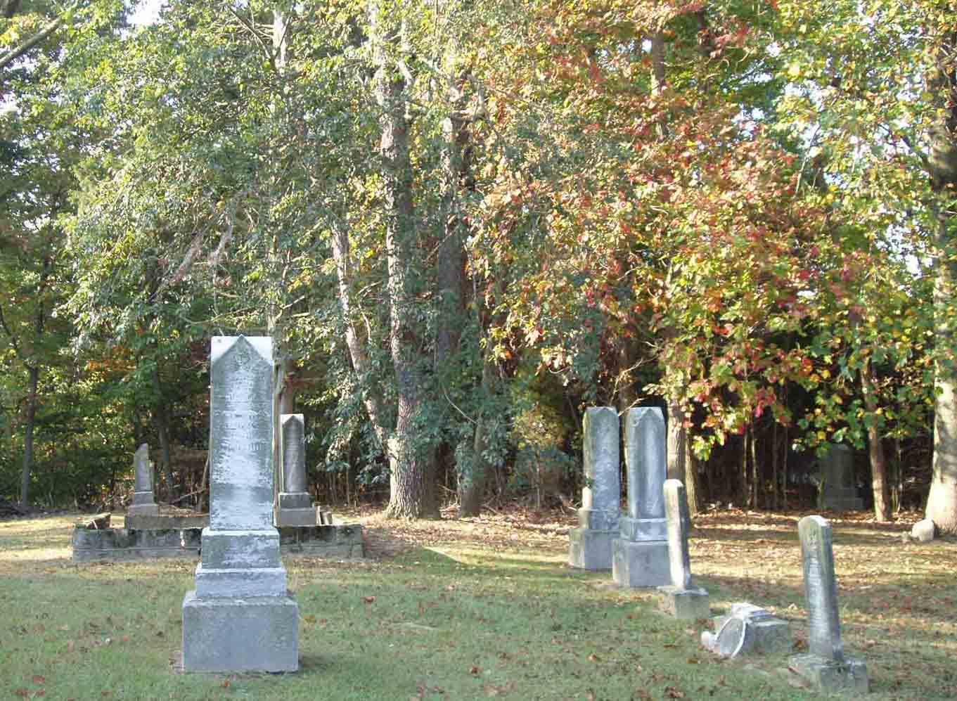 Buck Creek Cemetery