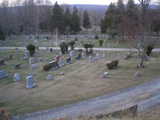 Bloomingburg Rural Cemetery