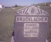 Daniel Jacob Brucklacher