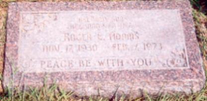 Roger Eldon Adams