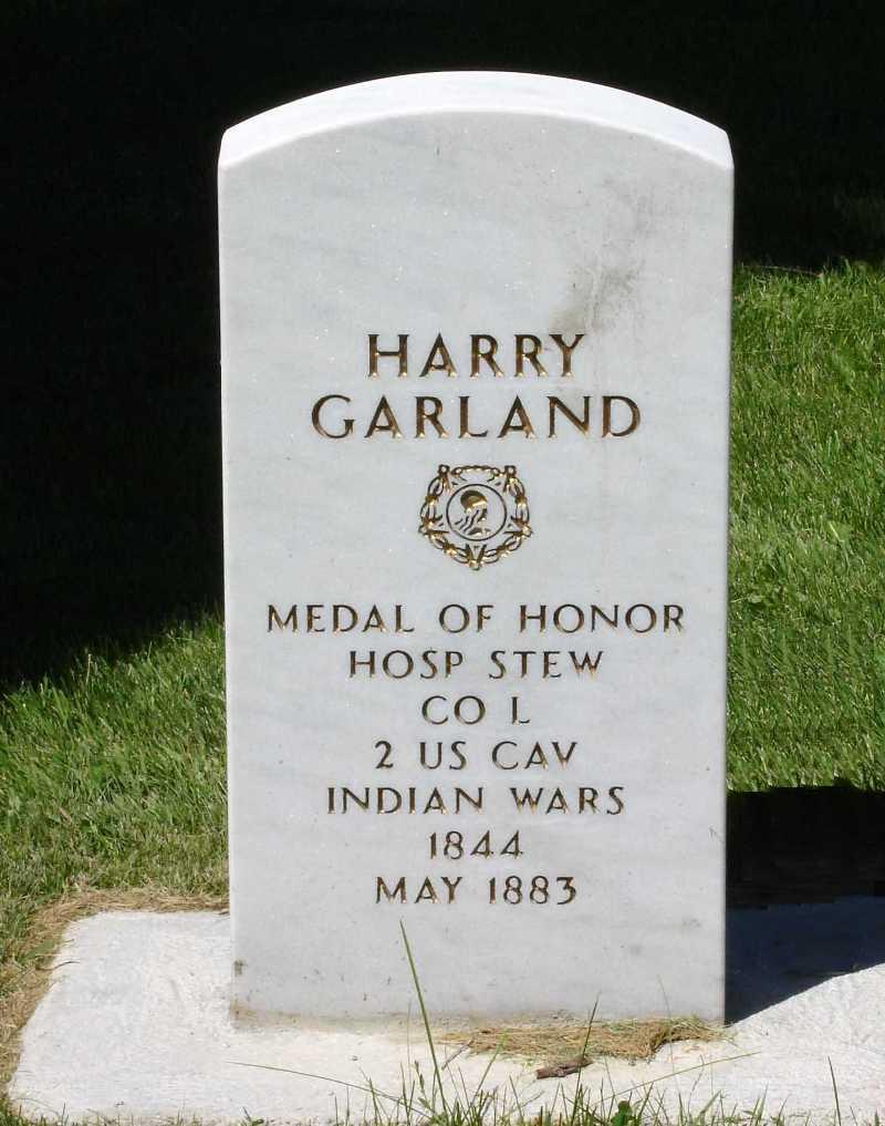 Harry Garland