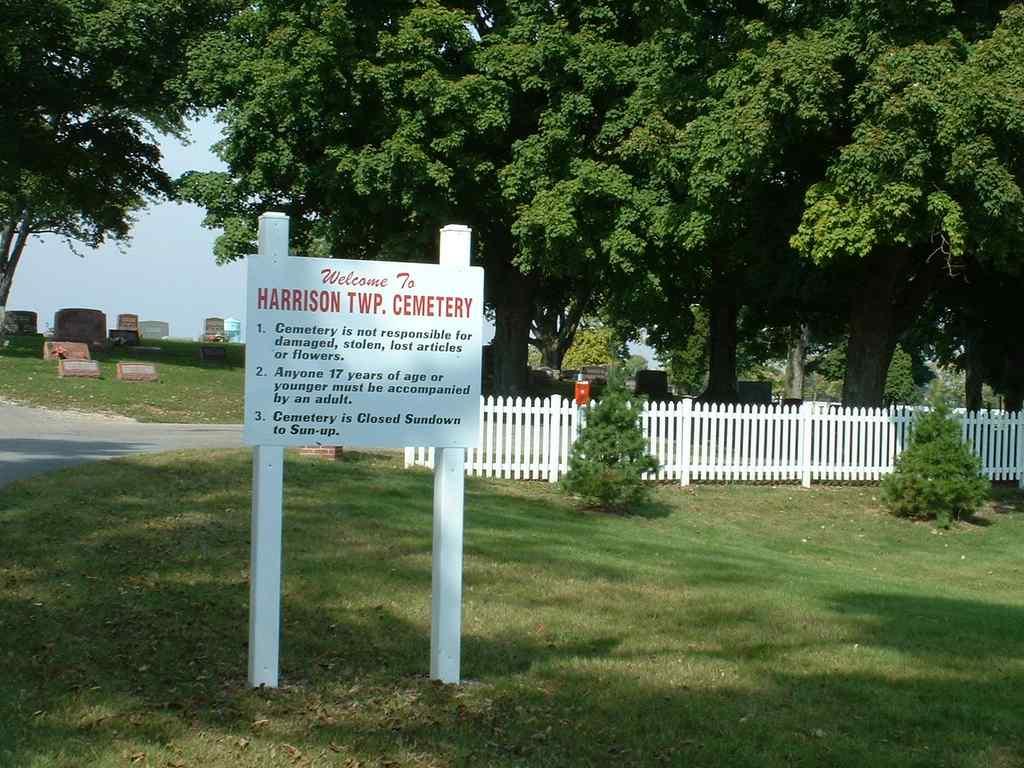 Harrison Township Cemetery