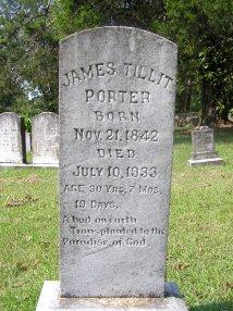 James Tillet Porter