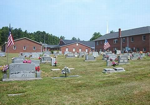 El Bethel Baptist Church Cemetery