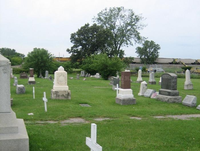 Saint Johannes Cemetery (Defunct)