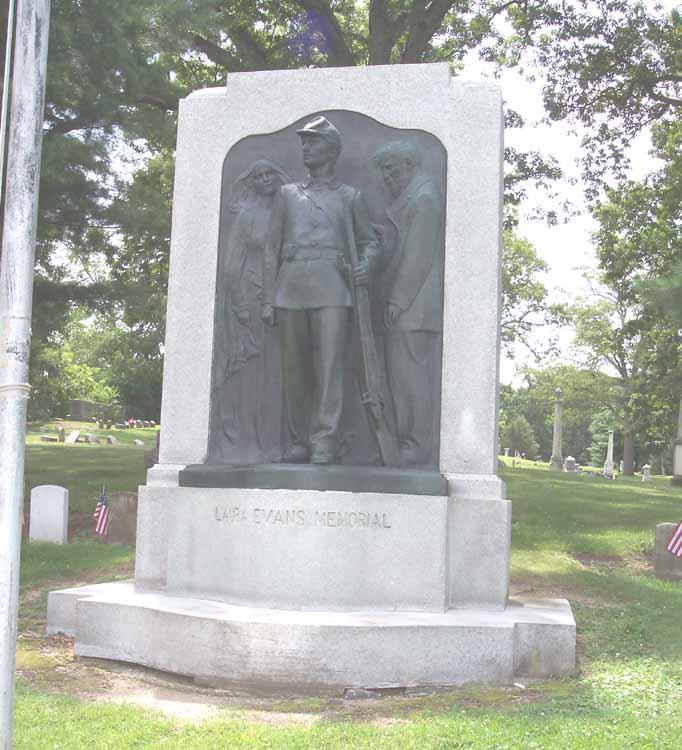 Mount Evergreen Cemetery
