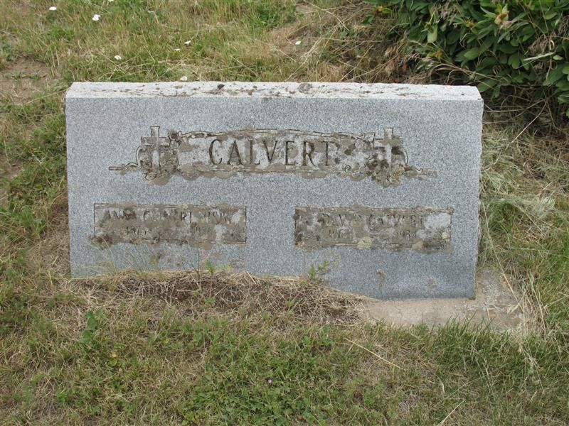 David Calvert