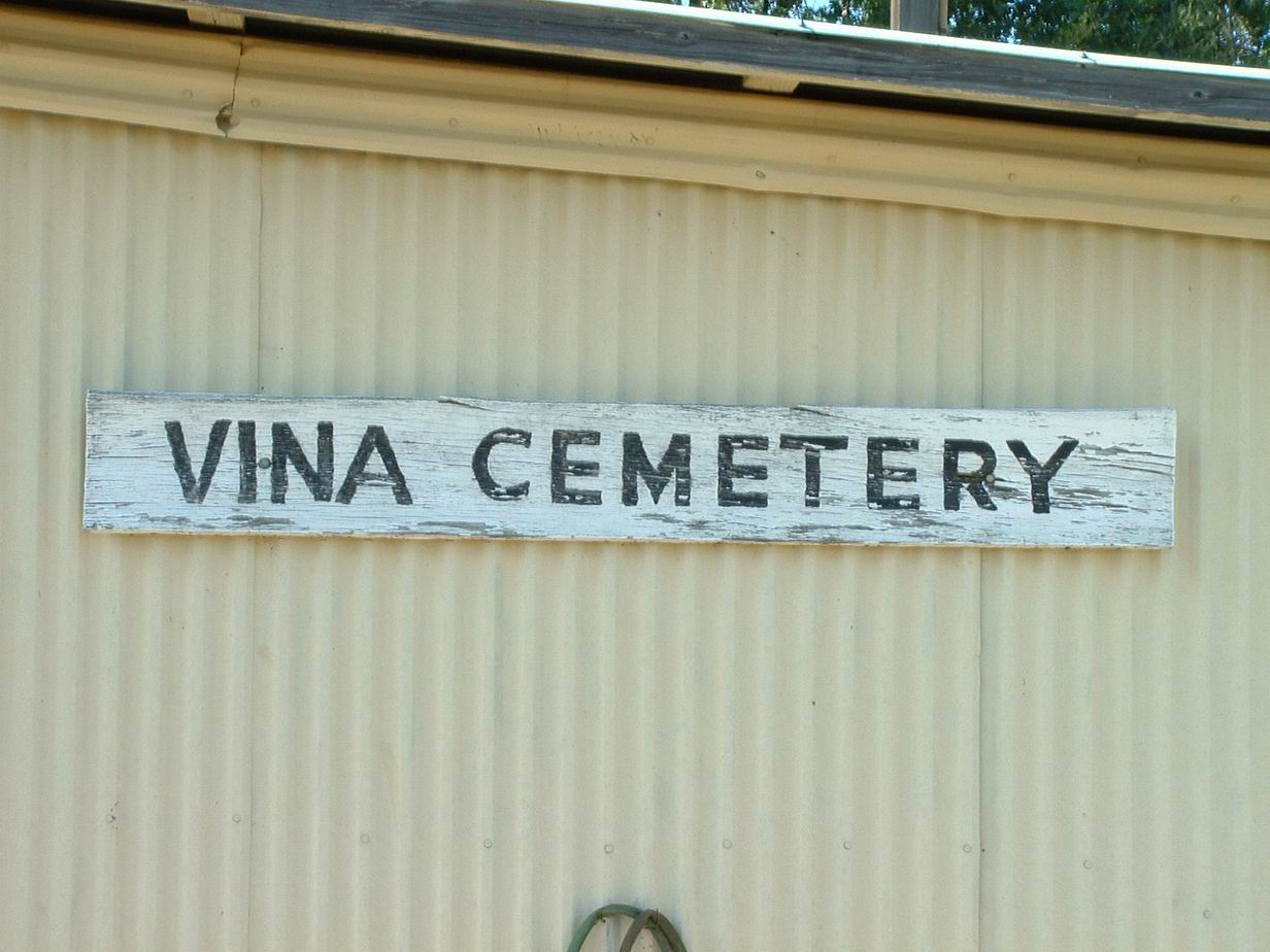 Vina Cemetery