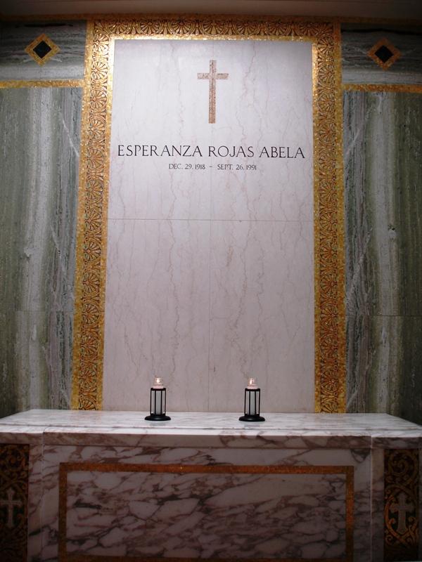 Esperanza Rojas Abela
