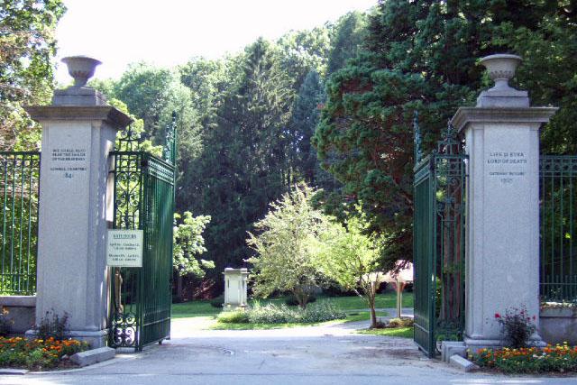 Lowell Cemetery