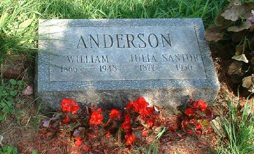 Julia <i>Santor</i> Anderson