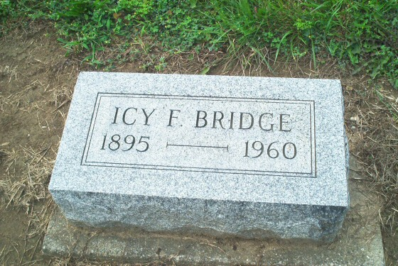 Icy F. Bridge