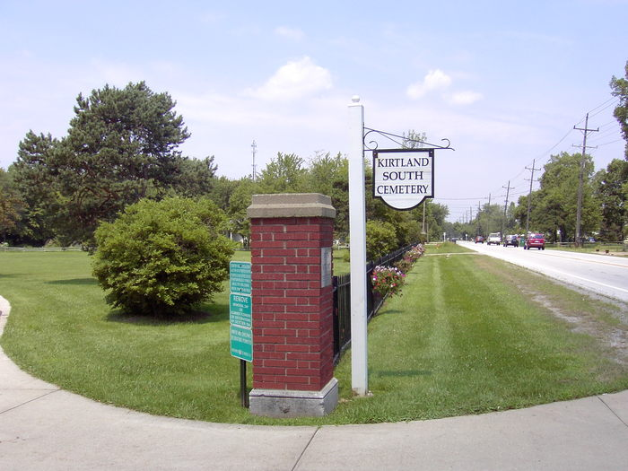 Kirtland South Cemetery