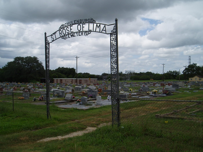 Saint Rose of Lima Cemetery