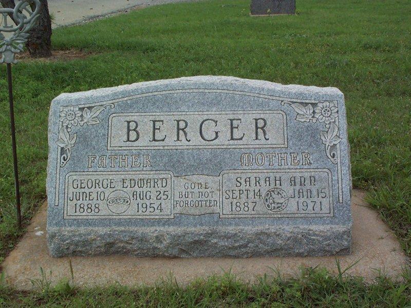 George Edward Berger