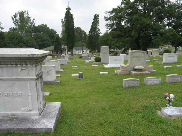 Lexington City Cemetery
