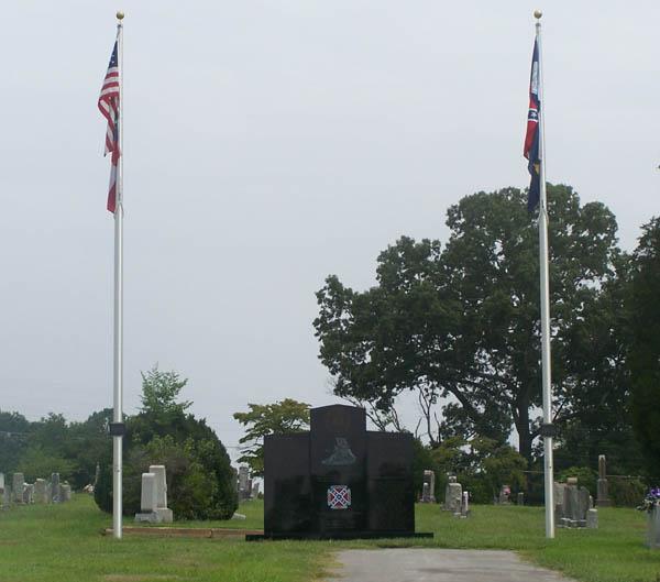 Chickamauga Cemetery