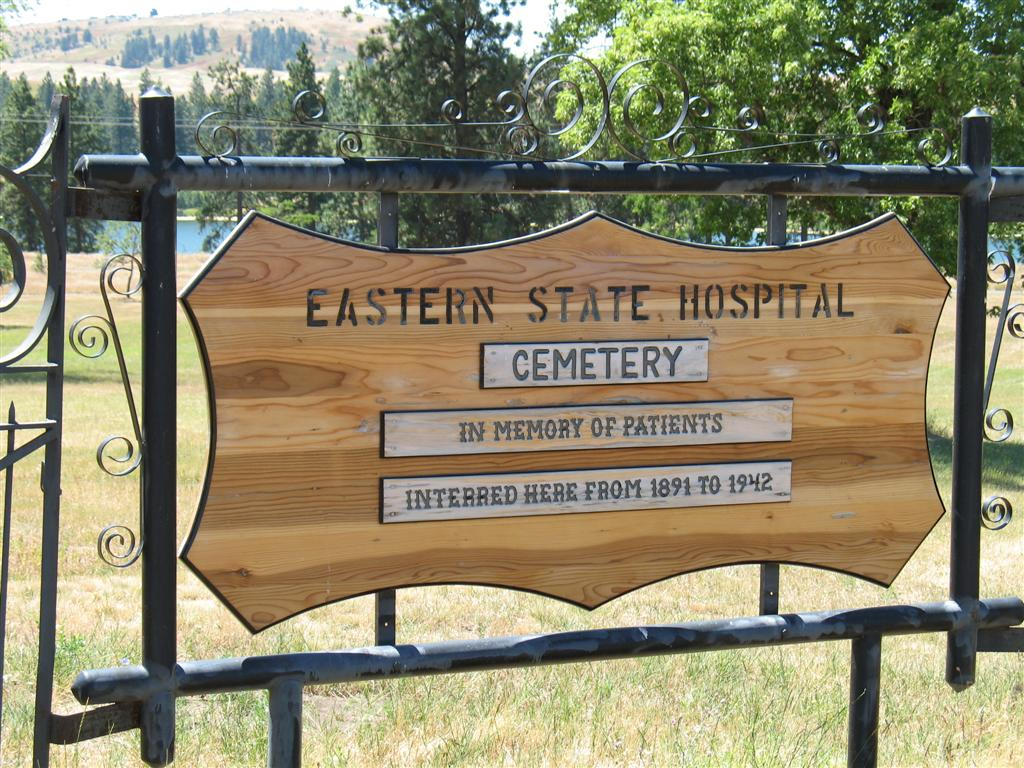 Eastern State Hospital Cemetery #2