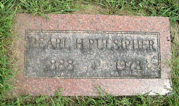 Pearl Henrietta <i>Schumann</i> Pulsipher