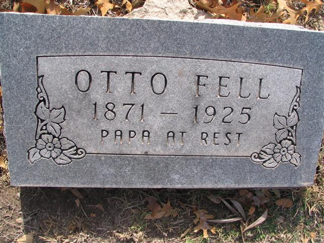 Otto Fell