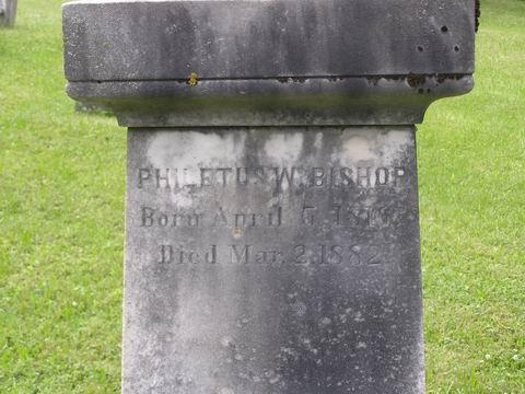 Philetus W. Bishop