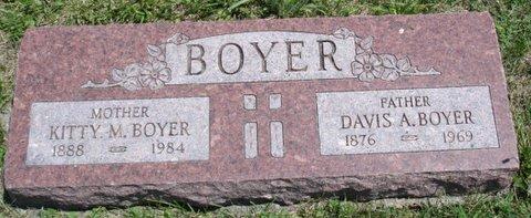 Davis A Boyer