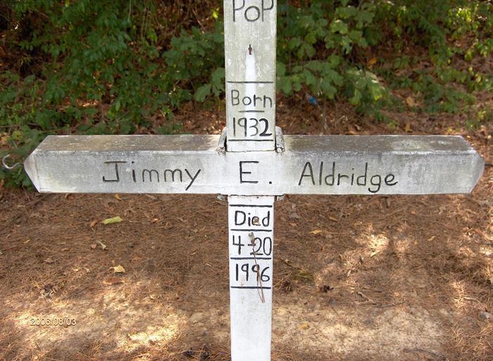 Jimmy E Aldridge