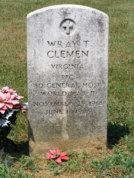 Wray T Clemen