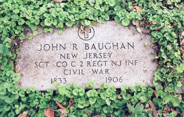 Sgt John R. Baughan