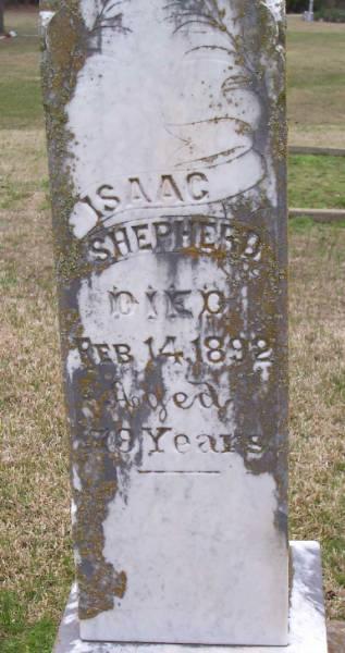 Isaac Shepherd